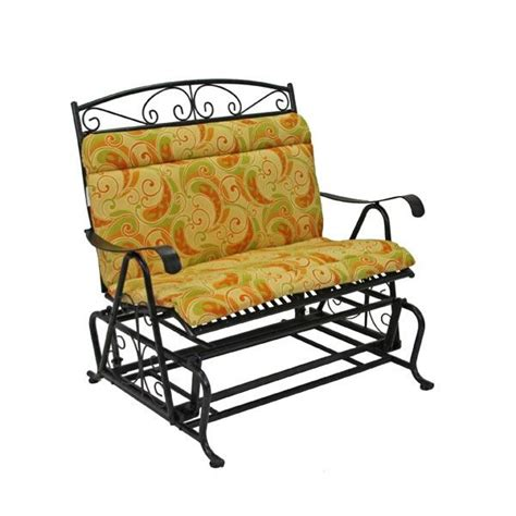 5 foot bench cushion outdoor 27 best images about swings gliders on pinterest