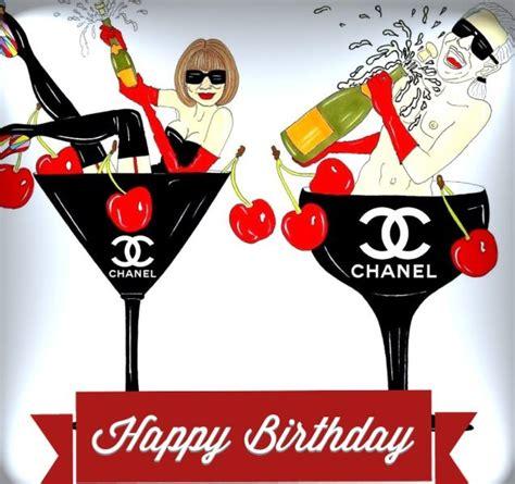 Happy Birthday Wintour by Karl Lagerfeld Wintour Hbd Happy Birthday
