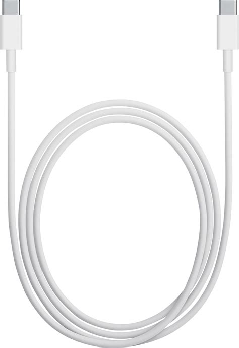 Apple Mjwt2am Cable Usb C Cable 2m best buy apple usbc charge cable 2m white mjwt2am a