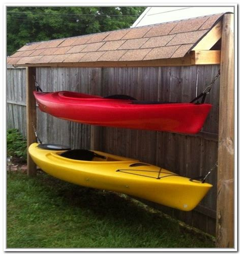 Kayak Shelf by 25 Unique Kayak Storage Ideas On Canoe