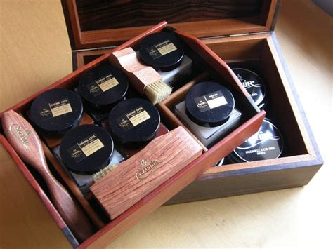 diy shoe shine box 10 best images about shoe shine kits on