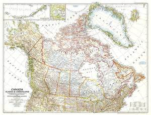 map of canada and greenland canada alaska and greenland map