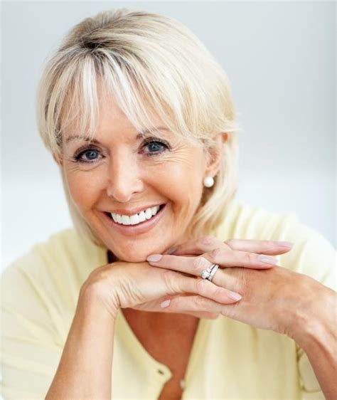 old lady with long face haircut short hairstyles for older ladies hairstyle for women