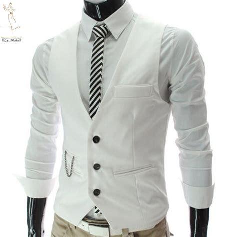 Vest Casual 2015 new arrival dress vests for slim fit mens suit vest waistcoat gilet homme casual