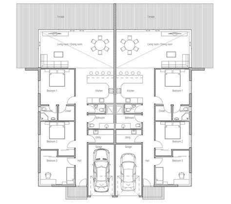 semi duplex house plans 25 best ideas about semi detached on pinterest kitchen diner extension kitchen