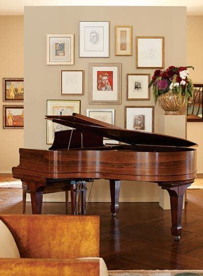 Kursi Piano Wallnut Brown Coklat self portrait ah l