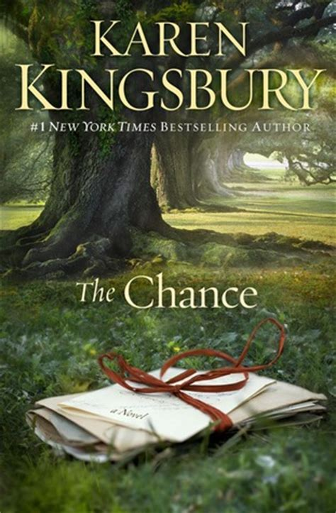 left to chance a novel books the chance by kingsbury reviews discussion