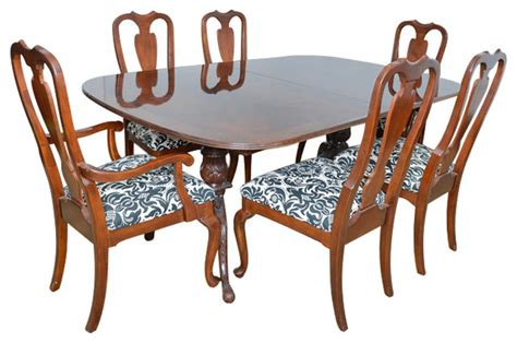 drexel heritage dining room chairs drexel heritage dining room table with six chairs dining
