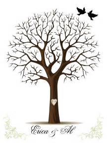 Fingerprint Tree Template by Wedding Fingerprint Tree Template Apps Directories