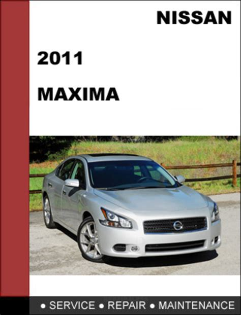 online auto repair manual 1999 nissan maxima user handbook service manual auto repair manual online 2011 nissan maxima on board diagnostic system