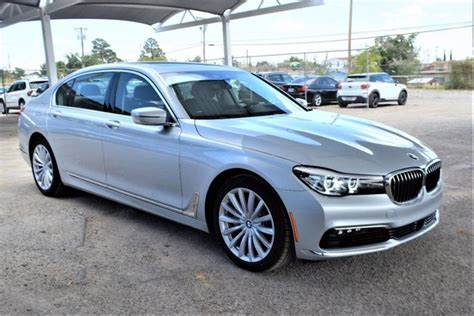 bmw for sale in el paso tx 2018 bmw 7 series 740i for sale in el paso tx