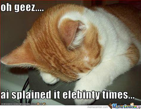 Face Palm Meme - cat facepalm by luv2laff meme center