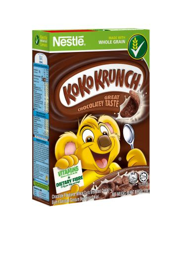 coco crunch nestle koko crunch reviews