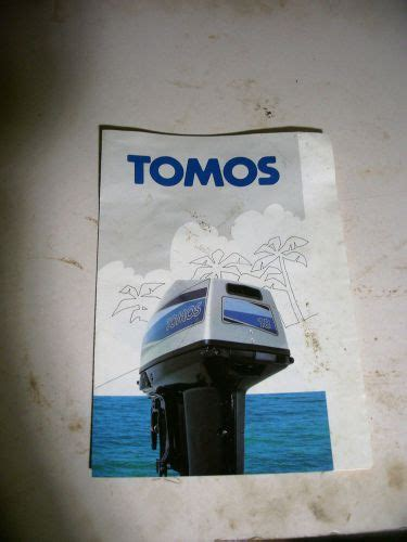 yamaha outboard motor brochure sell tomos outboard motor sales brochure specifications