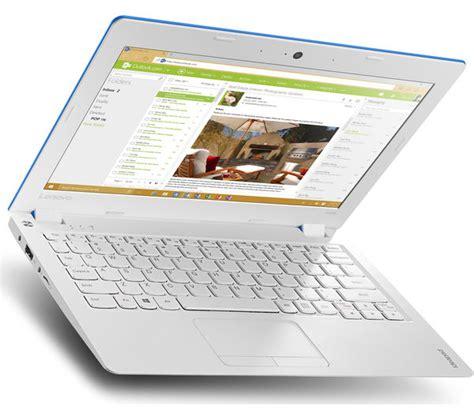 Laptop Lenovo 11s lenovo ideapad 100s 11 6 quot laptop blue deals pc world