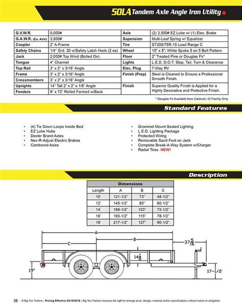wiring diagram exiss gooseneck trailer kiefer