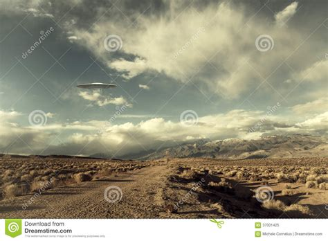 the road to strange ufos aliens and high strangeness books ufo desert road royalty free stock photo image