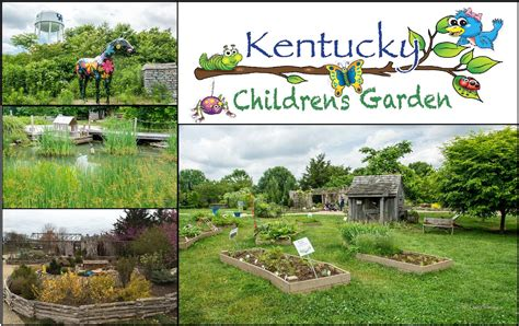 Learning Gardens by Kentucky Children S Garden Arboretum