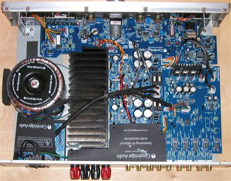 Hifiwerkstatt Hoer Wege Modifikation F 252 R Cambridge Audio