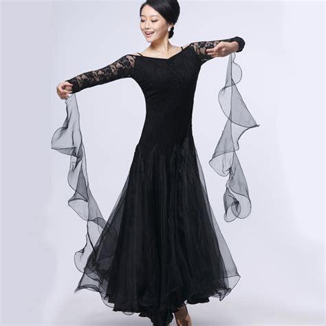 swing waltz new vogue new fashion modern dance competition dress ballroom dance