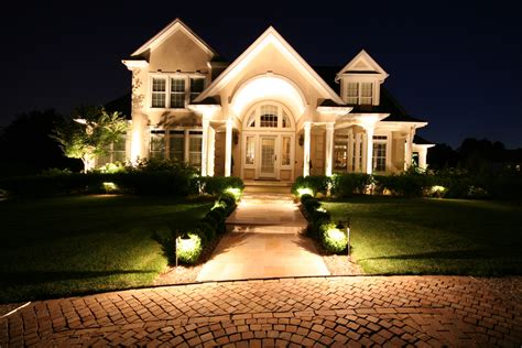 how to install outdoor lighting on house 7 steps of how to install landscape lighting hirerush