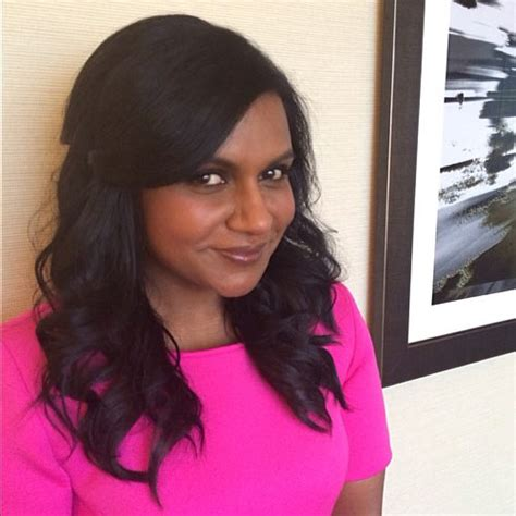 does mindy kaling wear wigs 5 mindy kaling hairstyles