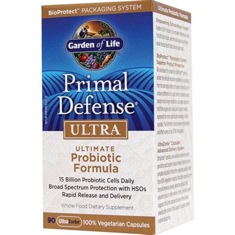 Garden Of Primal Defense Ultra Garden Of Primal Defense Ultra Ultimate Probiotics