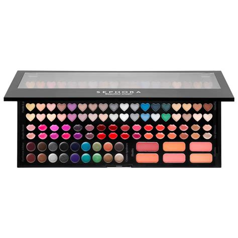 Sephora Makeup Palette sephora collection beautiful crush blockbuster palette news