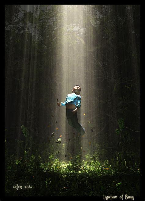 the lightness of being lightness of being by arthurblue on deviantart