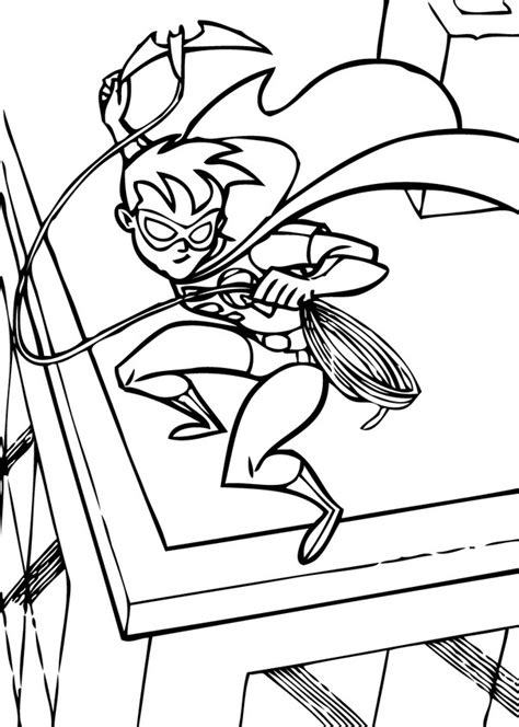 coloring page robin robin coloring pages hellokids