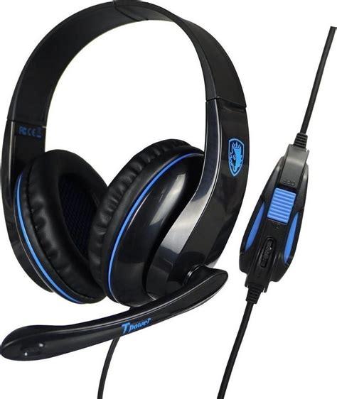 Headset Sades Sa 701 sades gaming headset sa 701bl skroutz gr