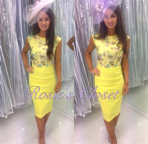 Wedding Attire In Ireland by Dress Yellow Lilac Pencil Dress Wedding Guest Uk Ireland
