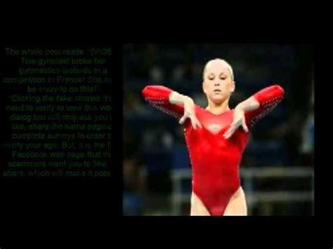 Wardrobe Gymnast by In Leotard Camel Toe Videolike