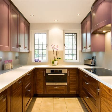 small kitchen ideas uk traditional sided kitchen