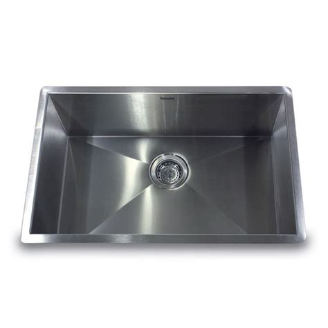nantucket sinks pro series rectangular kitchen sink