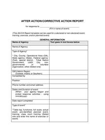 After Report Outline by After Report Template 6 Free Templates In Pdf Word Excel