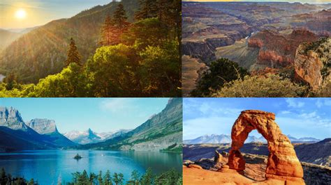 prettiest places in the us 10 best places to go hiking in the u s