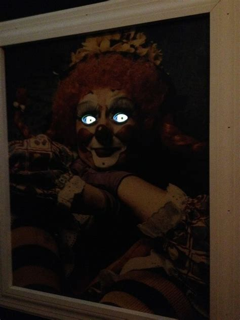 fabulous clown for maze creepy clown with moving led honeysuckle hill farm