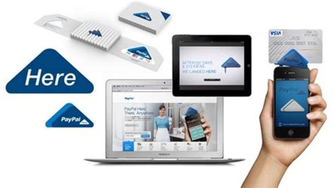 PayPal launches 'PayPal Here' for Small Business payments   Internet   News   HEXUS.net