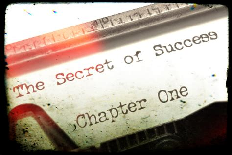 The Seccret Of Success success takes work by a a coach therapist