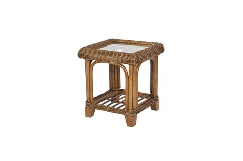 rattan side table grove wicker rattan conservatory furniture side table