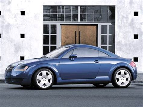 2003 audi tt | pricing, ratings & reviews | kelley blue book