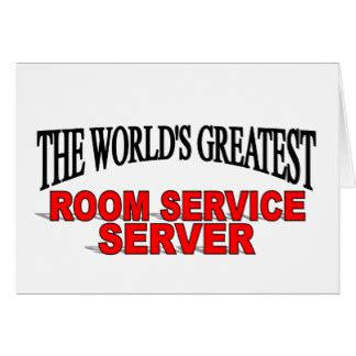 room service card room service greeting cards zazzle