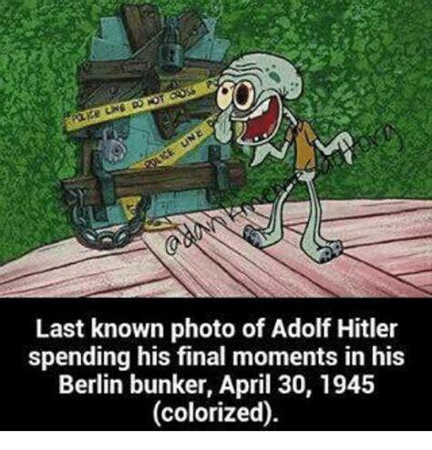 Hitler Bunker Meme - funny adolf hitler memes of 2016 on sizzle hitler