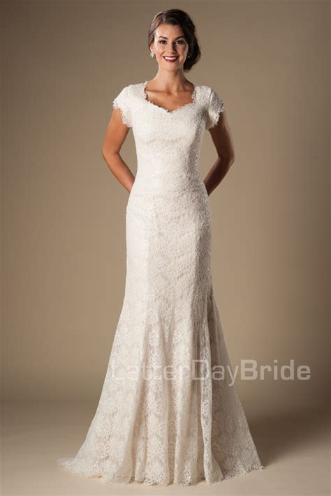 Discount Modest Wedding Dresses by Modest Wedding Dresses Discount Wedding Dresses