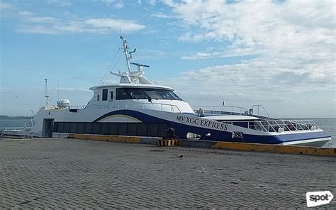 ferry boat to bataan from manila 2017 1bataan integrated transport launches route to mariveles