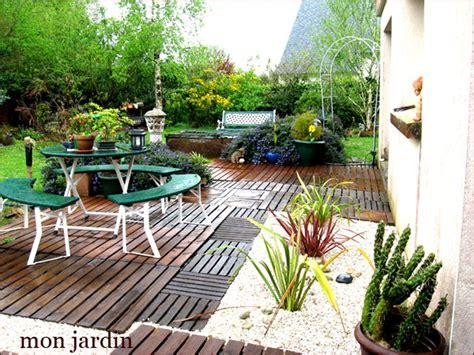 Idee Deco Exterieur Maison 4490 by Idee Deco Jardin Ides