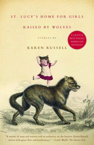 st lucy s home for raised by wolves book cover
