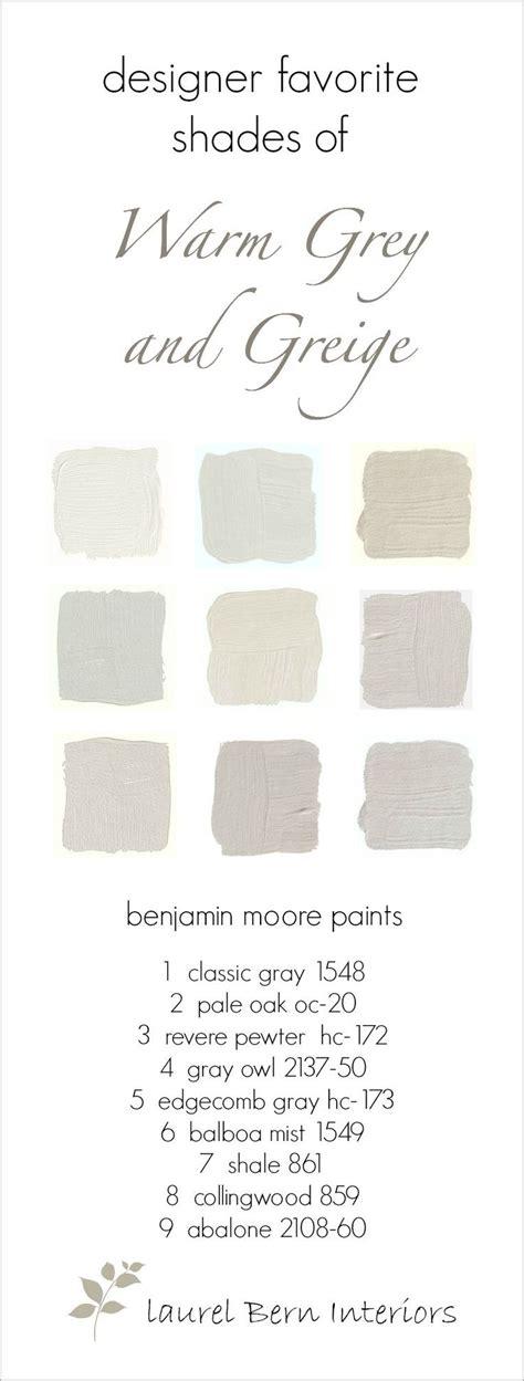 best 25 warm gray paint ideas on warm gray