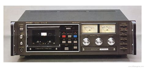 teac cassette deck teac c 1 manual stereo cassette deck hifi engine